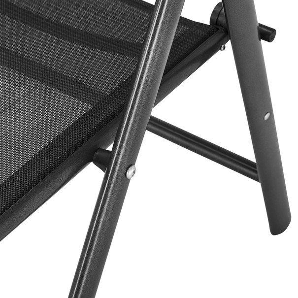 Polohovací židle CORDOBA 5  antracit 6