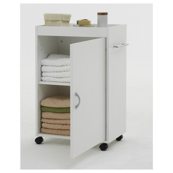 Koupelnová skříňka CORDOBA bílá 1