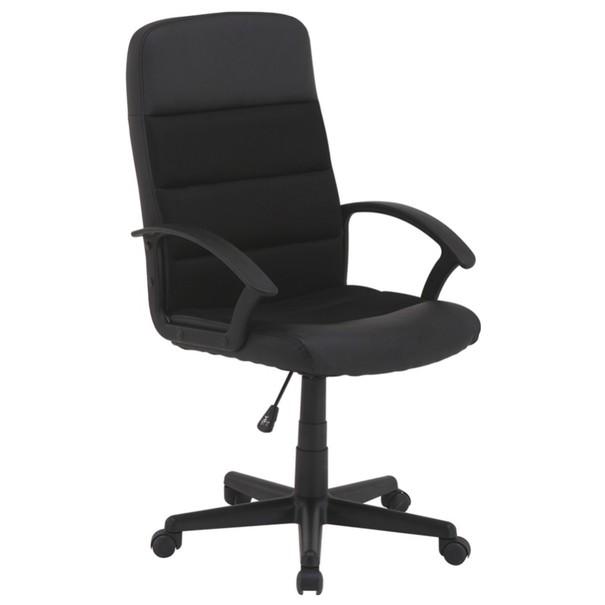 Kancelářská židle CROSS černá 2
