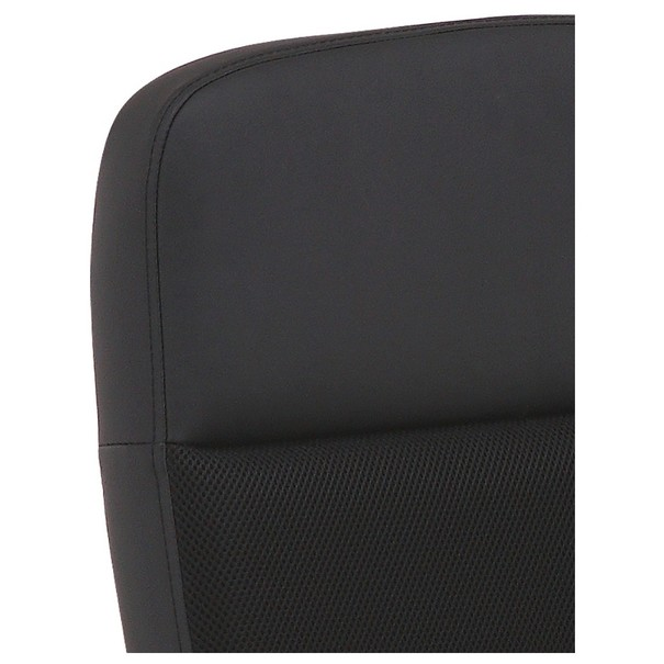 Kancelářská židle CROSS černá 3