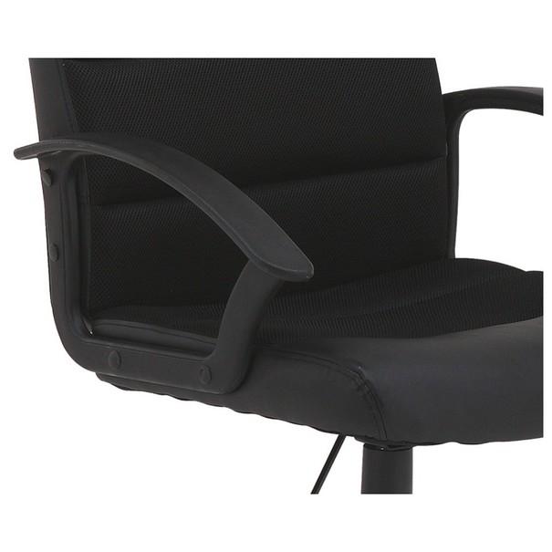 Kancelářská židle CROSS černá 5