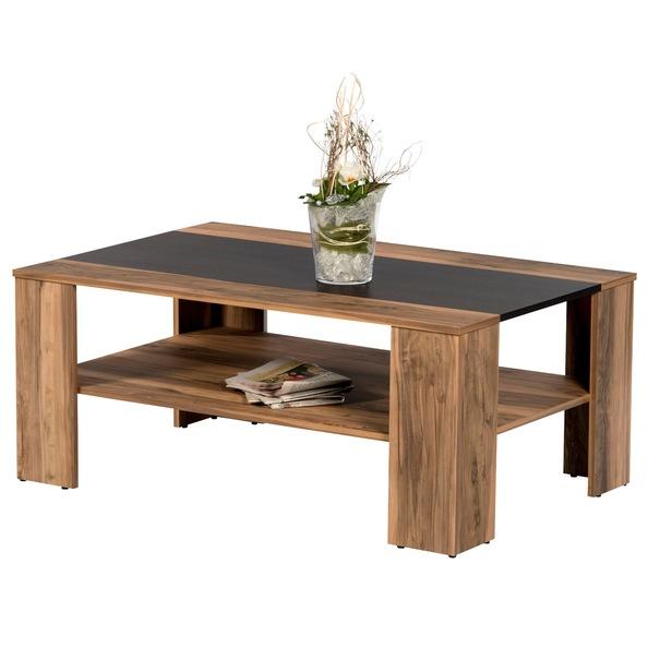Konferenční stolek DAKOTA ořech satin/touchwood 1