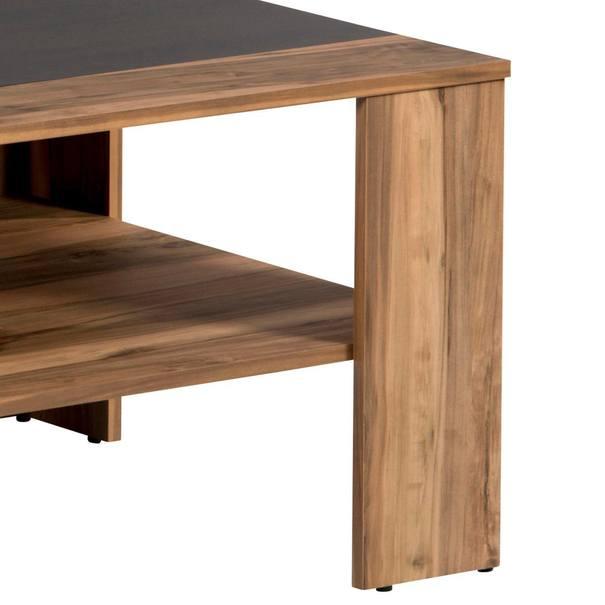 Konferenční stolek DAKOTA ořech satin/touchwood 3