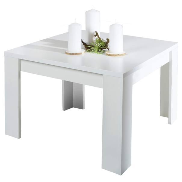Sconto Konferenční stolek DALOS 2 bílá - nábytek SCONTO nábytek.cz