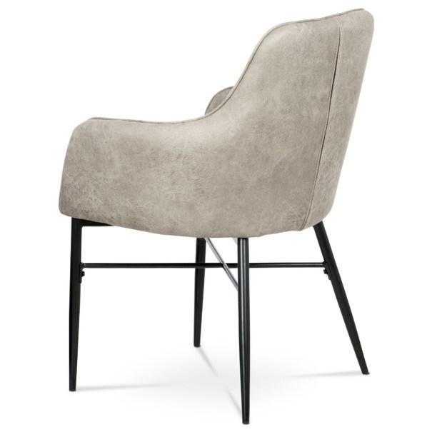 Jedálenská stolička DAMIRA hľuzovka 4
