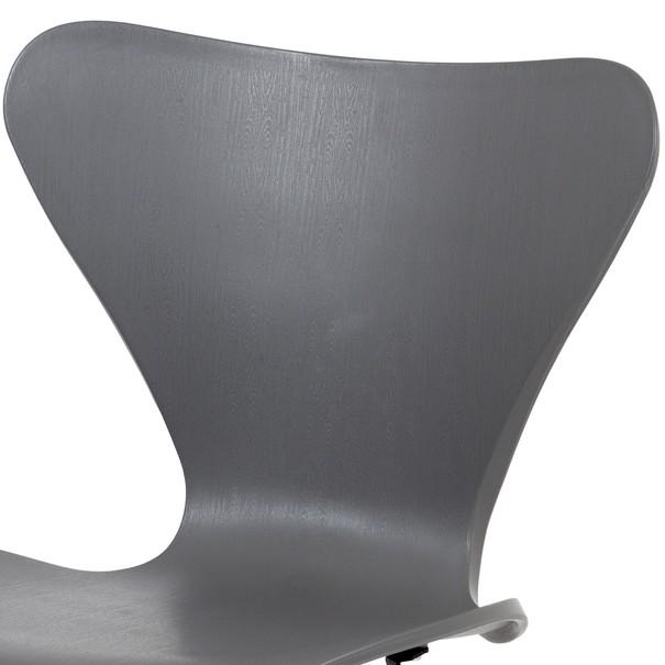 Jídelní židle DARINA šedá/buk 5