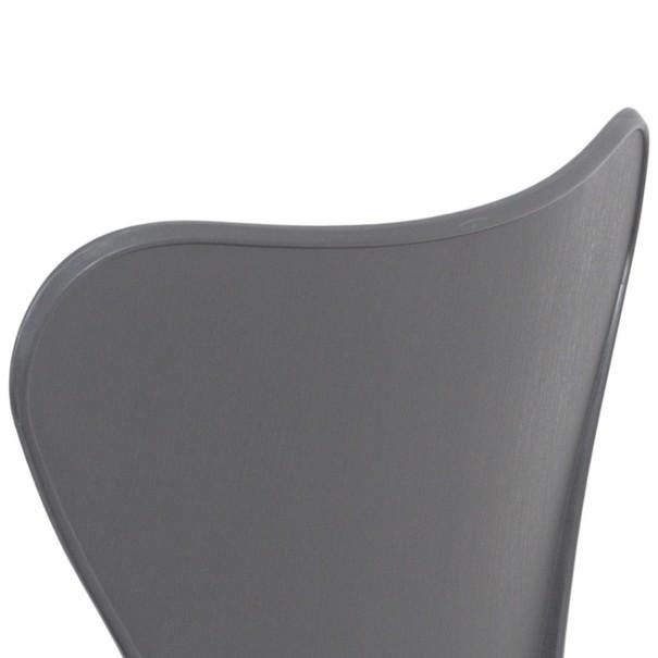 Jídelní židle DARINA šedá/buk 6