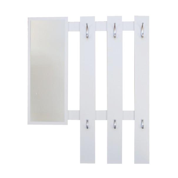Předsíňový panel DELFI bílá 1