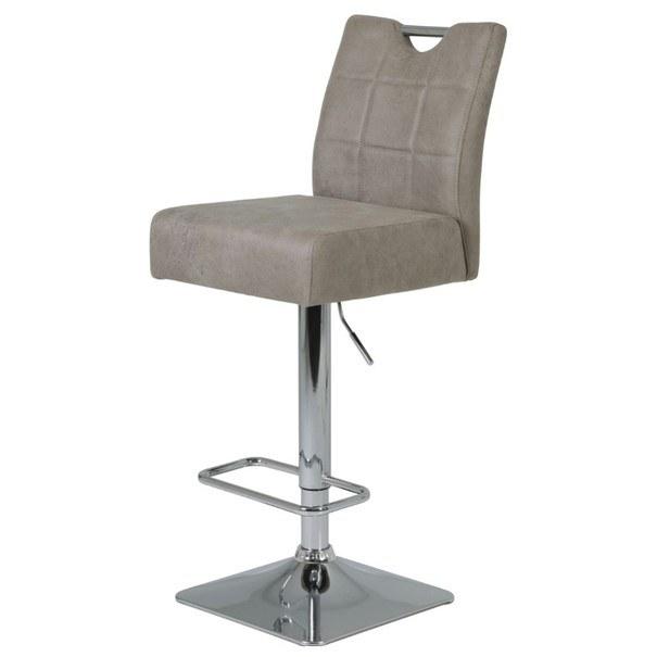 Barová židle DENISE H vintage béžová 1
