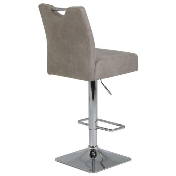 Barová židle DENISE H vintage béžová 4
