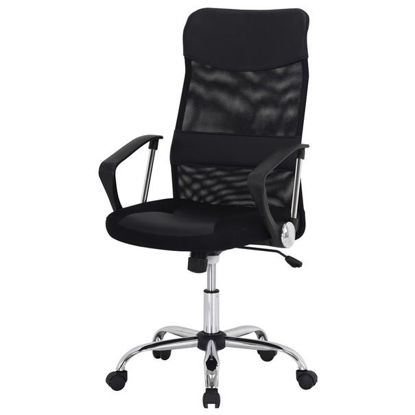 Otočná židle DIRECT černá 1