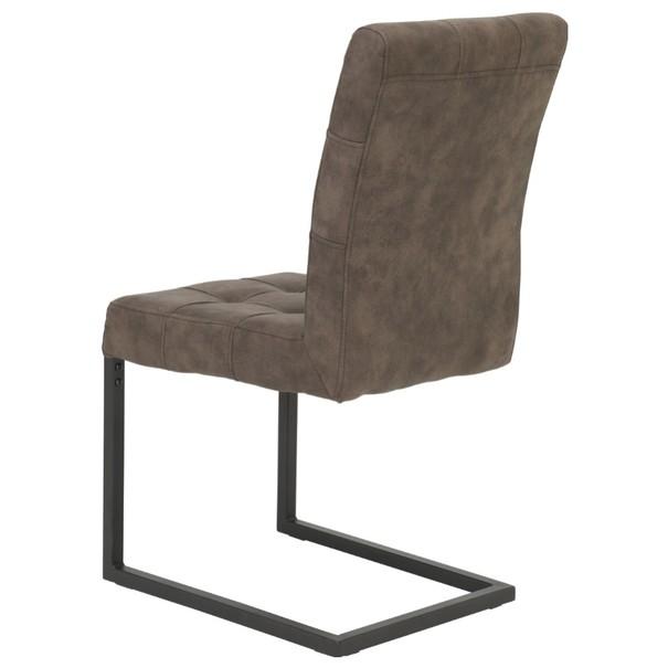 Jídelní židle     DONNA S hnědá 6