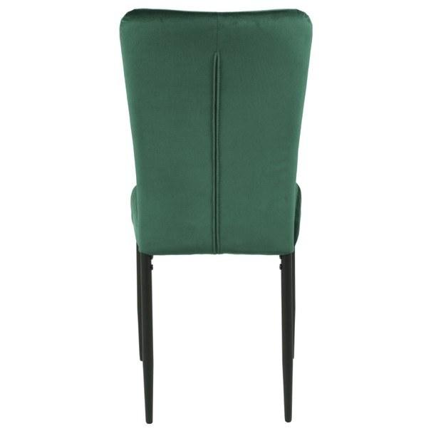 Jídelní židle DORO S zelená 6