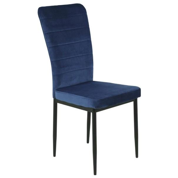 Jídelní židle DORO S modrá 3