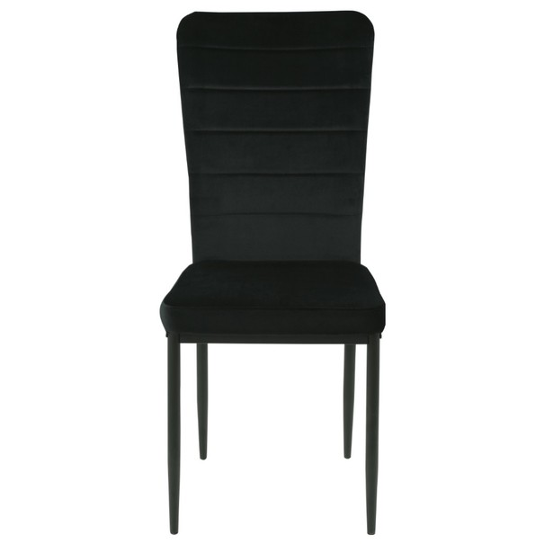 Jedálenská stolička DORO S čierna 2