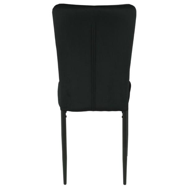 Jedálenská stolička DORO S čierna 6