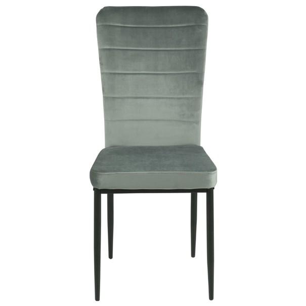 Jedálenská stolička DORO S sivá 2
