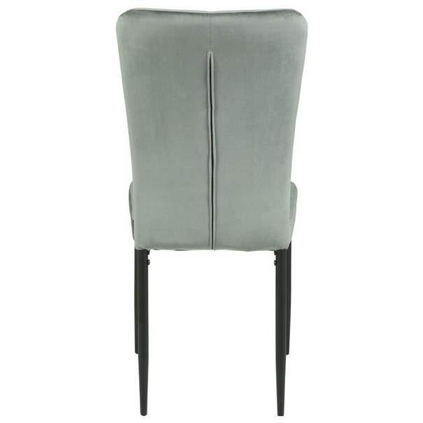 Jedálenská stolička DORO S sivá 6