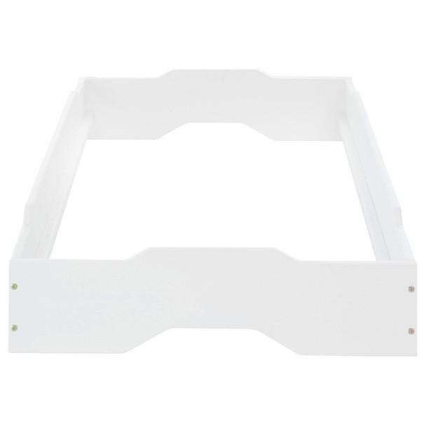 Postel DOUGLAS borovice bílá, 90x200 cm 4