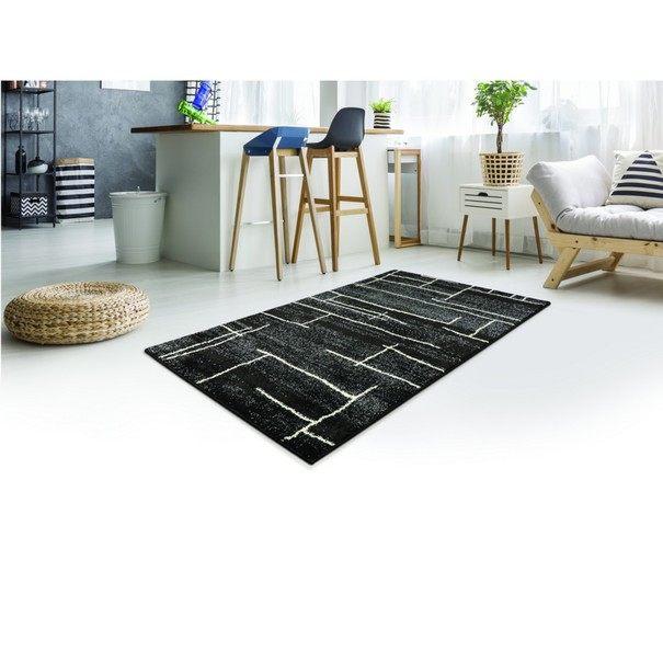 Koberec DOUX 1 černá, 160x235 cm 2
