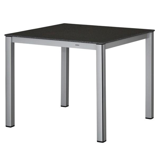 Zahradní stůl  ELEMENTS 2 stříbrná/antracit 1