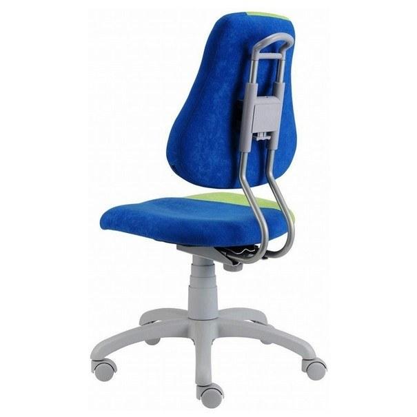 Dětská židle ELEN S-LINE modro-zelená 4