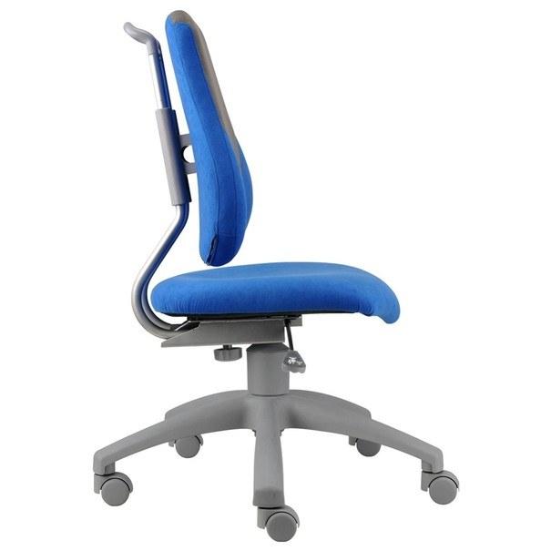 Kancelářská židle ELEN modrá/šedá 5