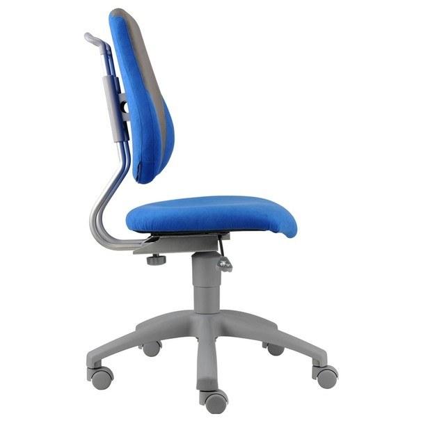 Kancelářská židle ELEN modrá/šedá 7