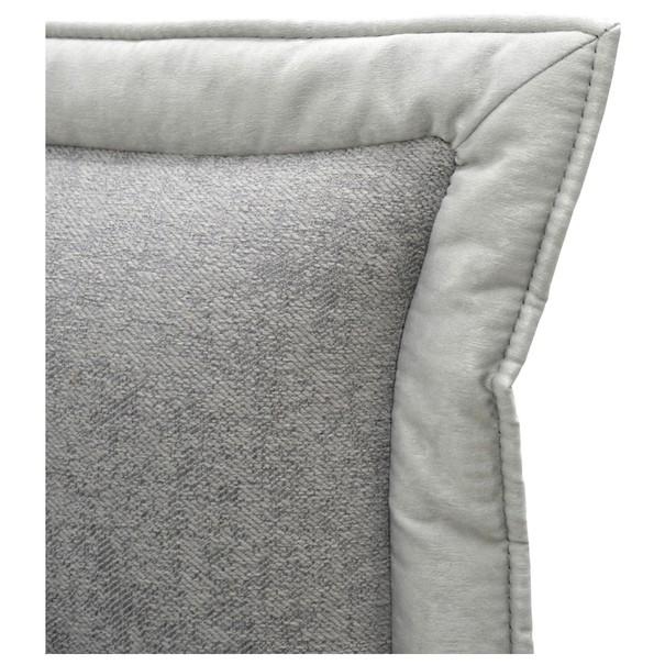 Postel ELLE  šedá, 180x200 cm 5