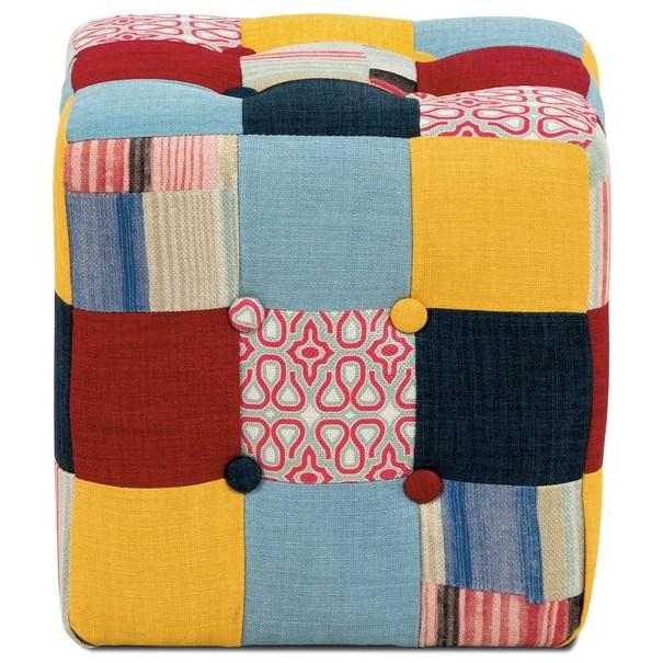 Taburet ELZA patchwork 6