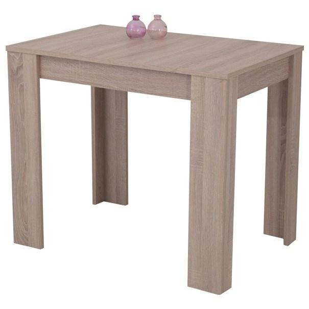 Jídelní stůl EVA dub sonoma 1