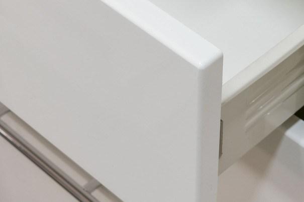 Kuchyňská sestava FANY 220 cm, bílá 4