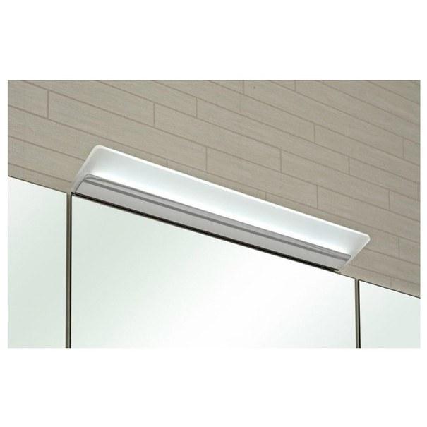 Zrcadlová skříňka s osvětlením FILO 040 bílá vysoký lesk 2