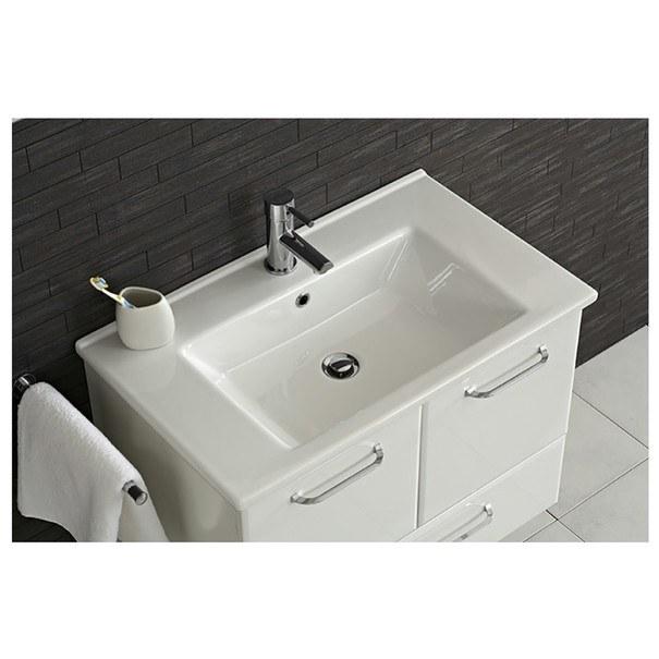 Umyvadlo FILO 541 bílá 2