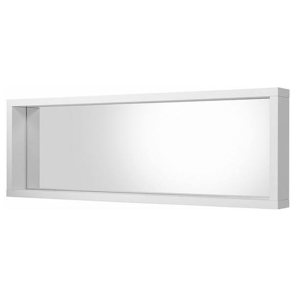 Zrcadlový panel FLAP 100 bílá 1