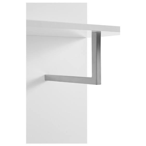 Předsíňový panel FLAP bílá 3