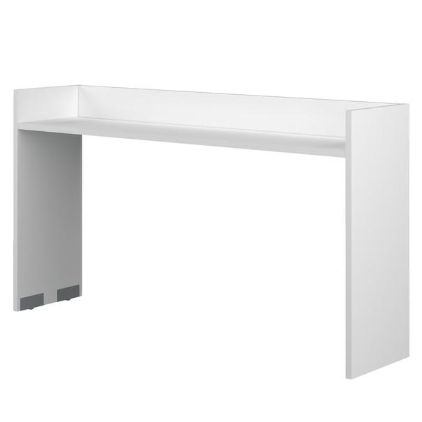 Sconto Stůl nad postel FLEX bílá - nábytek SCONTOnábytek.cz
