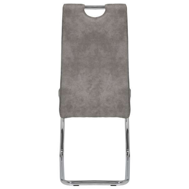 Jídelní židle FLORA II S šedá 6