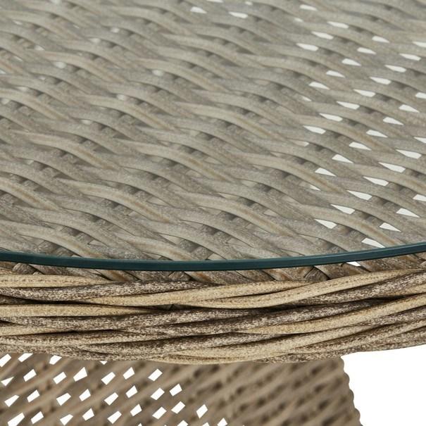 Zahradní stůl FLORENZ2 oválný, šířka stolu 161 cm 5
