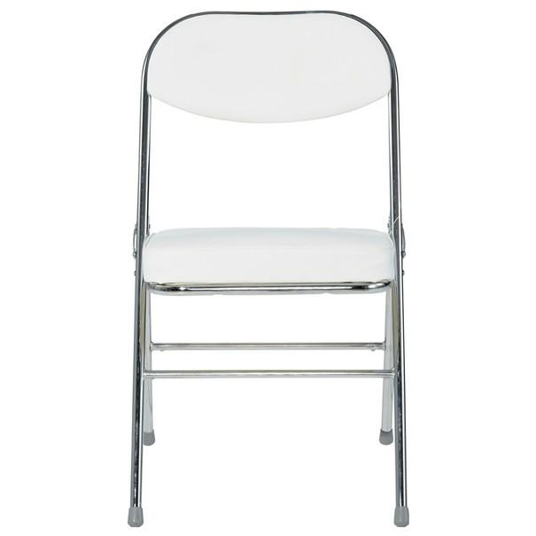 Skladacia stolička FLORIAN sivá 2