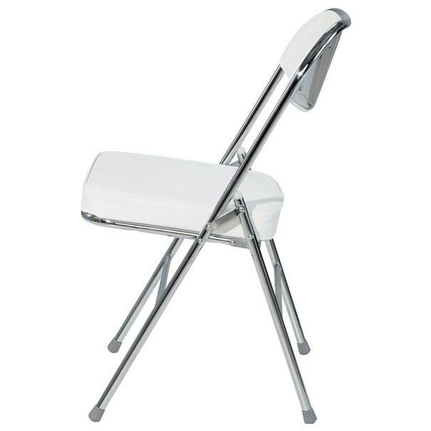 Skladacia stolička FLORIAN sivá 3