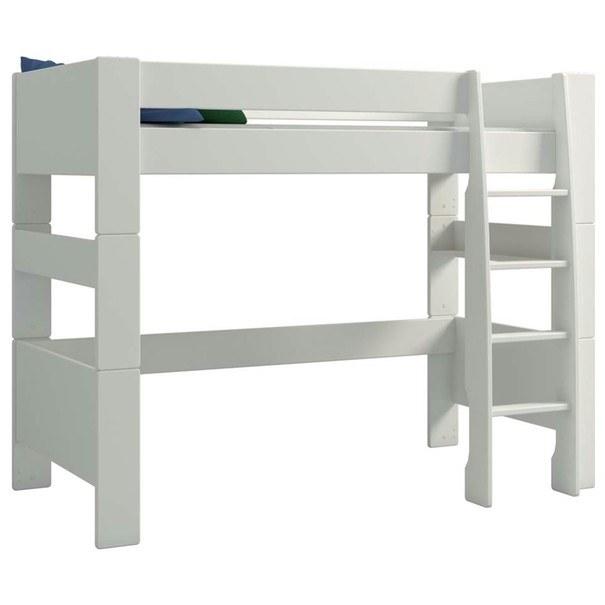 Sconto Patrová postel FOR KIDS 614 bílá, 90x200 cm - nábytek SCONTO nábytek.cz