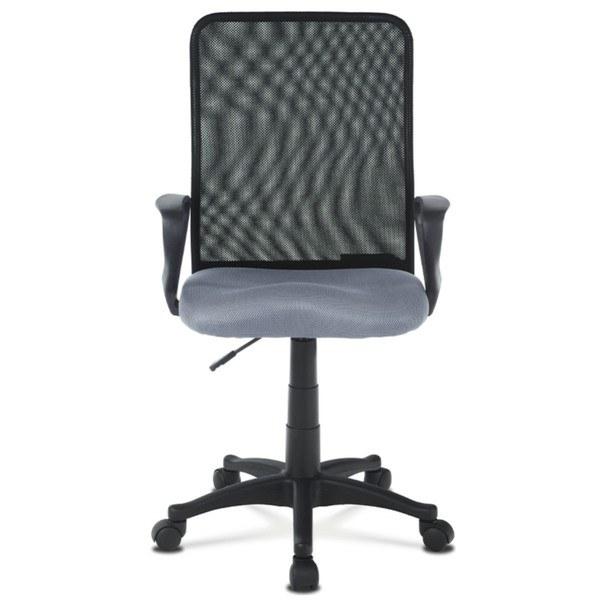 Kancelářská židle FRESH šedá/černá 2