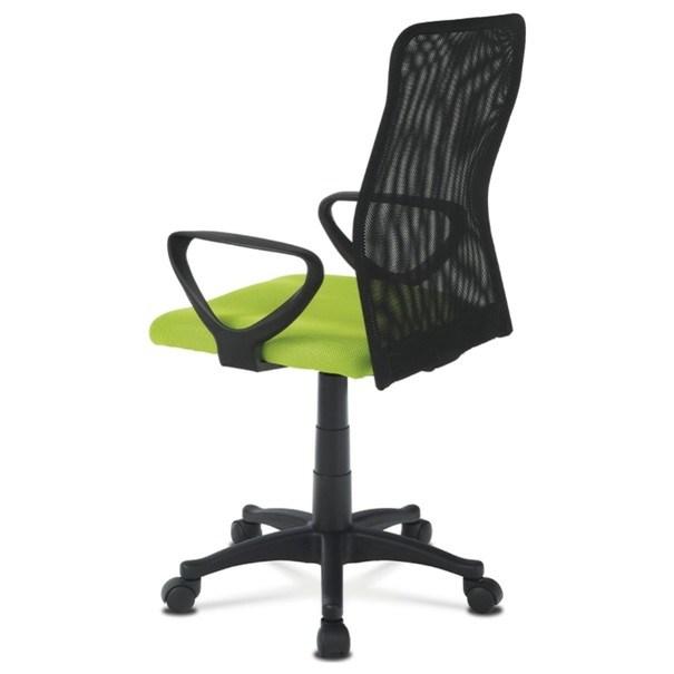Kancelářská židle FRESH zelená/černá 4