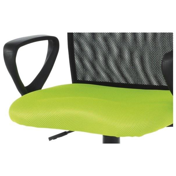 Kancelářská židle FRESH zelená/černá 7