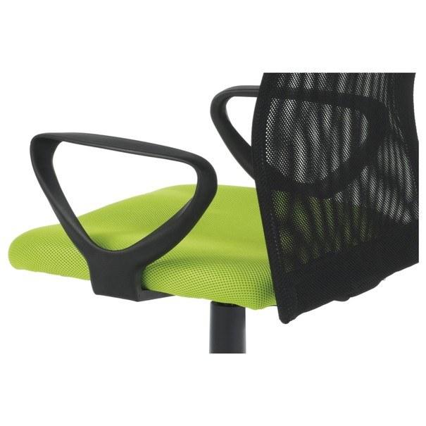 Kancelářská židle FRESH zelená/černá 8