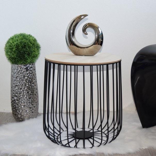 Odkládací stolek  FU14 paulovnie, Ø 36 cm 2