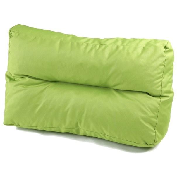Sconto Sada vankúšov na paletový nábytok GARDEN limetkovo zelená