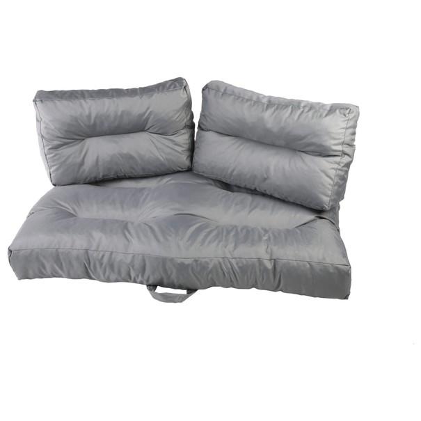 Set polštářů na paletový nábytek GARDEN 2 kusy 2