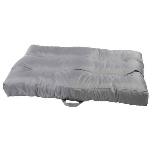 Sconto Sedák na paletový nábytok GARDEN sivá